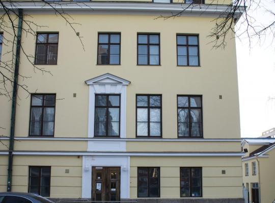 Hotelfotos: Studio apartment in Vaasa, Kirkkopuistikko 4