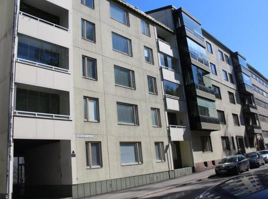 Hotelfotos: Spacious three-bedroom apartment for six in the city center of Lahti.
