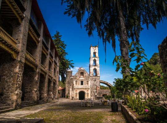 Hotel foto 's: Hacienda Santa Maria Regla