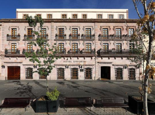 होटल तस्वीरें: Emporio Zacatecas
