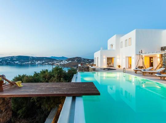 Képek: Villa Corina by Mykonos Pearls