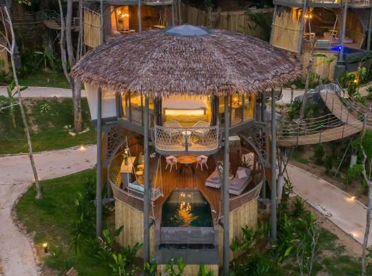 Fotografii: TreeHouse Villas - Adults Only