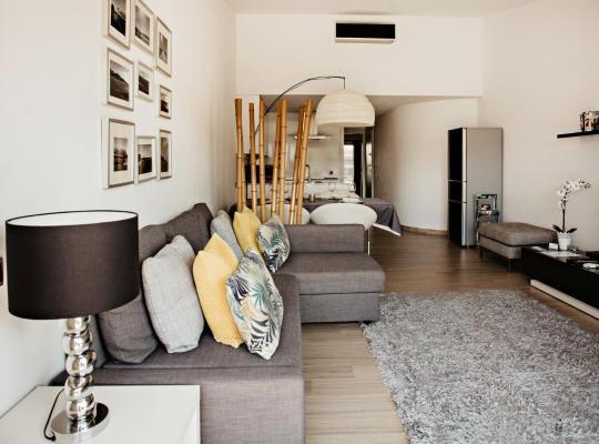 Хотел снимки: Apartamentos Quinta do Lago