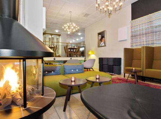 Fotos do Hotel: Best Western Plus Grand Hotel Elektra
