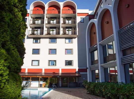 Zdjęcia obiektu: Best Western Gustaf Froding Hotel & Konferens