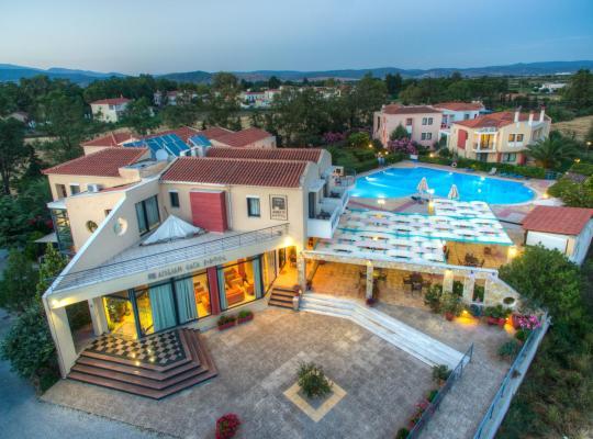 Ảnh khách sạn: Aeolian Gaea Hotel