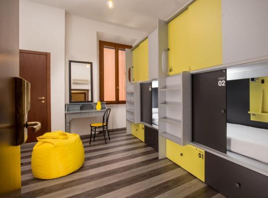 Hotel bilder: Free Hostels Roma