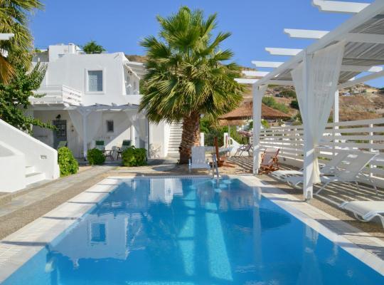 รูปภาพจากโรงแรม: Alexandros Village
