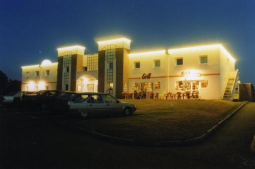 酒店照片: Hotel Le Chavanon