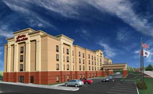 Fotos do Hotel: Hampton Inn & Suites-Knoxville/North I-75
