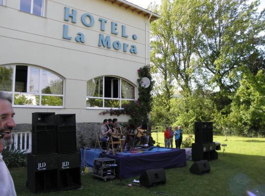 Φωτογραφίες του ξενοδοχείου: Hotel La Mora