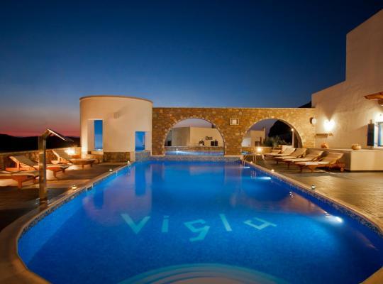 酒店照片: Vigla Hotel