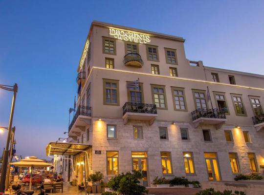 ホテルの写真: Diogenis Hotel