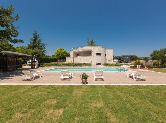 Хотел снимки: Villa Montedoro