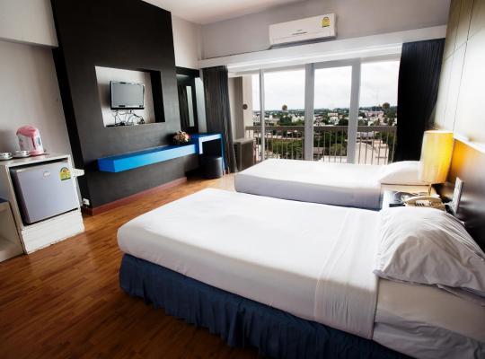 Zdjęcia obiektu: Pailyn Hotel Phitsanulok