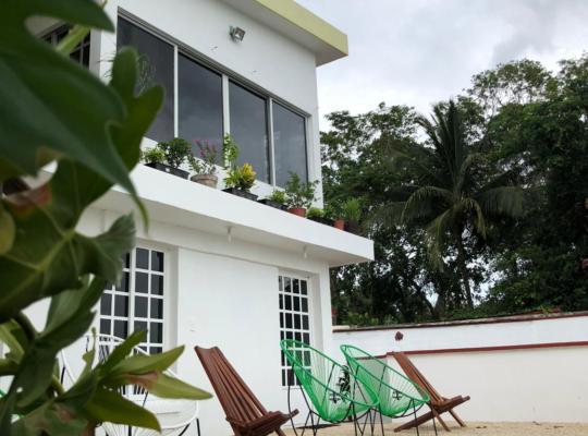 ホテルの写真: Xibalba Bacalar