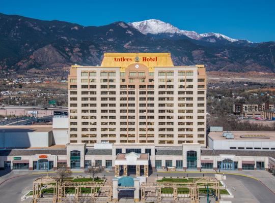 Hotel bilder: The Antlers, A Wyndham Hotel