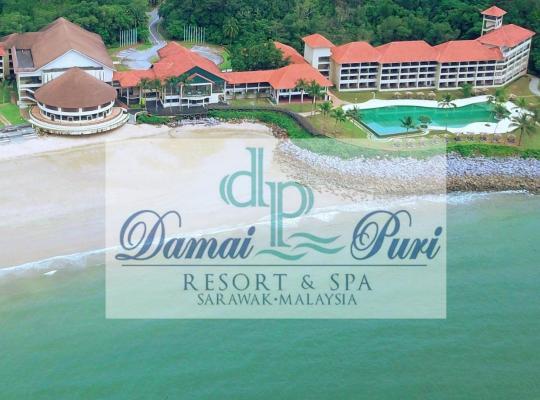 Хотел снимки: Damai Puri Resort & Spa