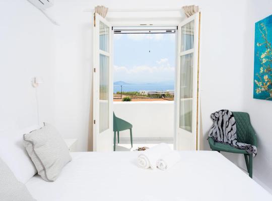 תמונות מלון: Seaside Paros – Ampelas