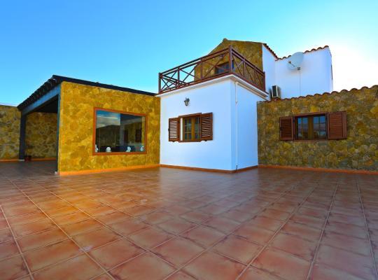 होटल तस्वीरें: Eco-finca Tesejerague