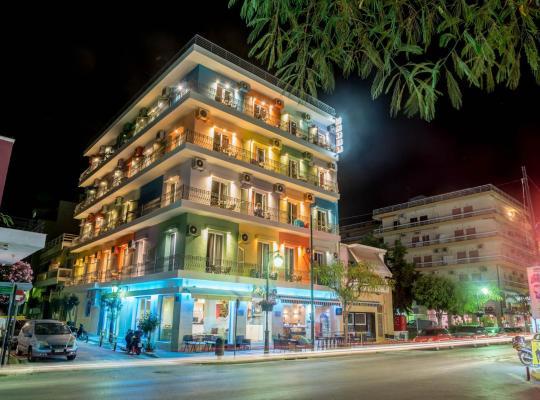 Hotel Valokuvat: Mitzithras Hotel