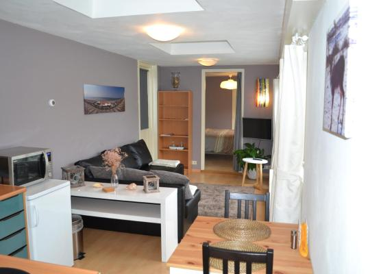 Fotos de Hotel: Apartment Troelstrastraat