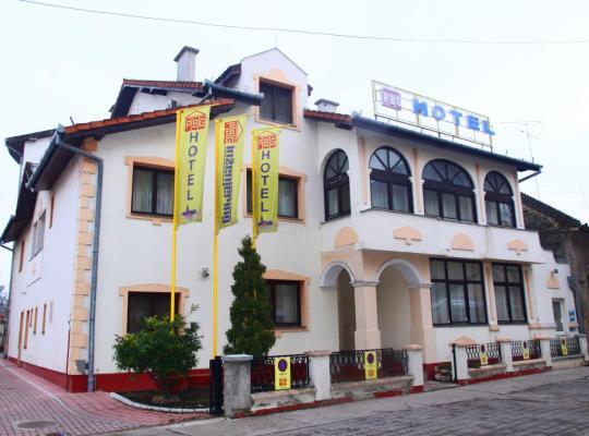 Фотографії готелю: Garni Hotel PBG
