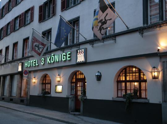 Fotografii: Hotel Drei Könige