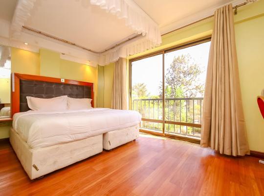 Photos de l'hôtel: Nairobi Upperhill Hotel