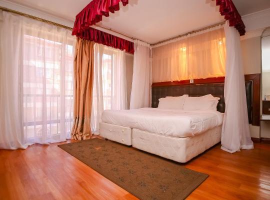 Fotografii: Nairobi Upperhill Hotel