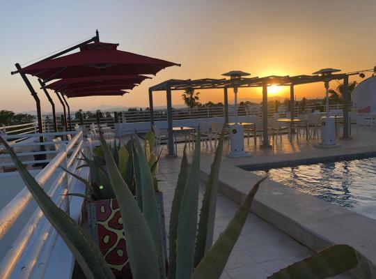 Képek: Hotel La Residence Hammamet