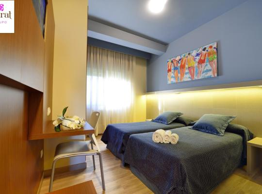 Hotel fotografií: Hostal Nuevo Norat Sanxenxo