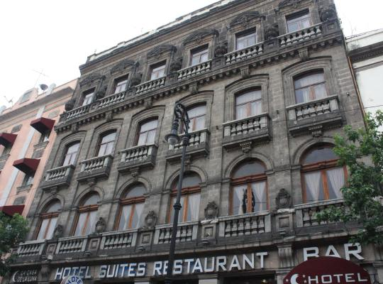Хотел снимки: Casa de la Luna