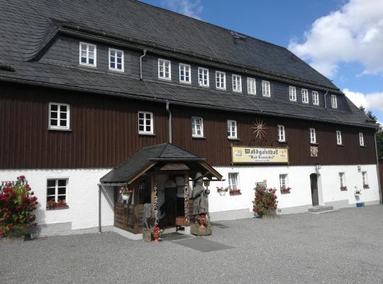 Viesnīcas bildes: Waldgasthof Bad Einsiedel
