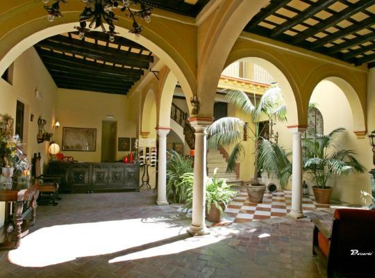 Viesnīcas bildes: Posada de Palacio