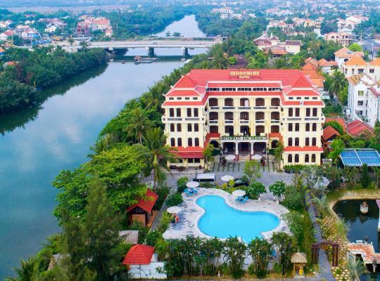 صور الفندق: Lu Na Diamond Riverside Hotel