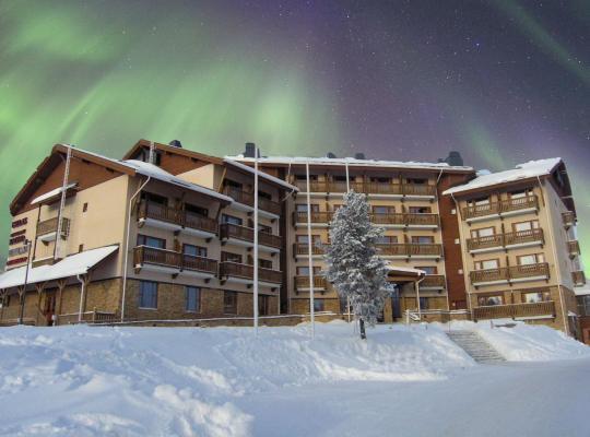 Hotel fotografií: Santa's Hotel Tunturi