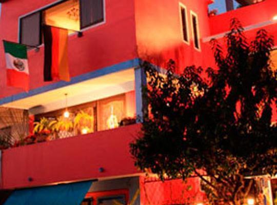 Φωτογραφίες του ξενοδοχείου: Casa Rosa y Casa del Café Catemaco