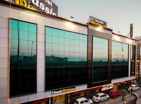 Viesnīcas bildes: Hotel Classic Diplomat