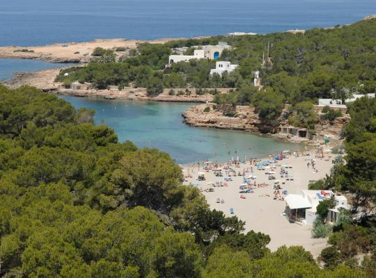 Хотел снимки: Fiesta Hotel Cala Gració- All Inclusive