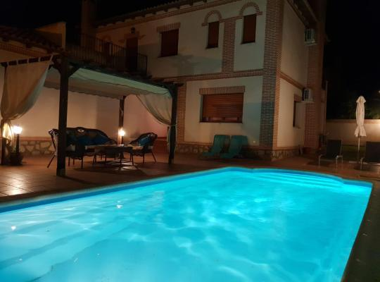 Φωτογραφίες του ξενοδοχείου: Casa con Encanto en Toledo