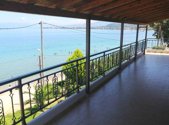 Hotelfotos: xanthi's sea front villas
