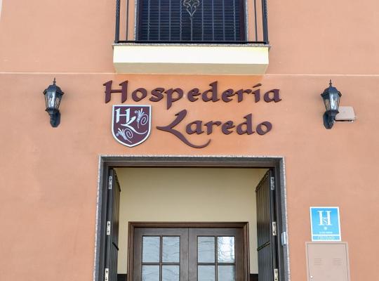 ホテルの写真: Hospederia Laredo
