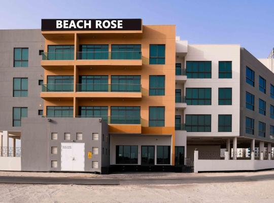 Φωτογραφίες του ξενοδοχείου: Beach Rose Tower