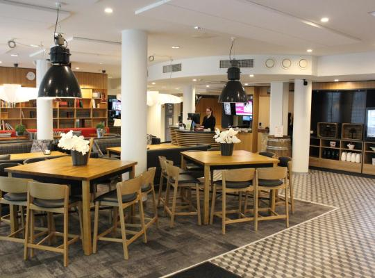 Hotel fotografií: Original Sokos Hotel Valjus Kajaani