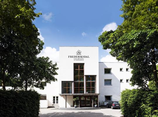 Ảnh khách sạn: Frederiksdal Sinatur Hotel & Konference