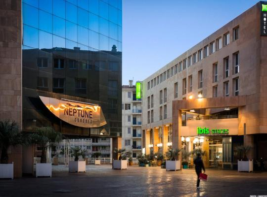 酒店照片: ibis Styles Toulon Centre Port