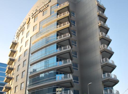 Képek: Al Deyafa Hotel Apartments