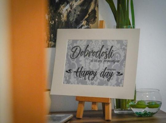 Fotos de Hotel: Apartment Happy Day
