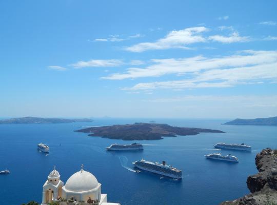 Фотографії готелю: Le Petit Greek